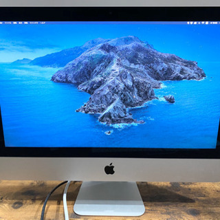 iMac 21.5インチ Late 2015 (MK442J/A)