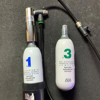 再値下げ ADA製CO2レギュレーター 中古品