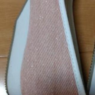 パンプス(22.5cm) - 靴/バッグ