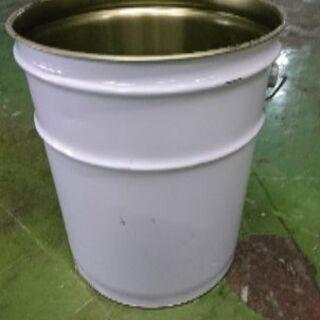 空きペール缶