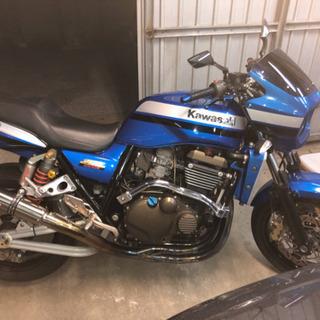 値下げしました。Kawasaki ZRX 1200R 逆輸入車フ...