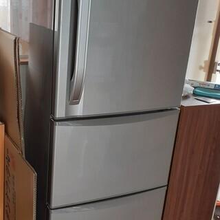 冷蔵庫 東芝3ドア 美品 一人にも + オマケ
