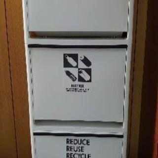 【決まりました】ゴミ箱 ダストボックス