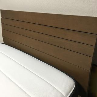 シングルベッド ベッドフレーム ニトリ