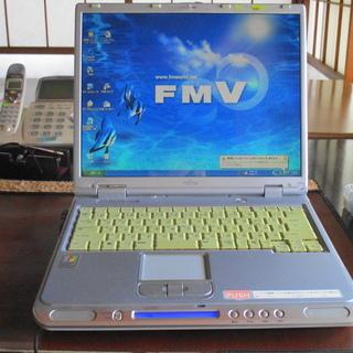 ノートパソコン FMV BIBLO XP
