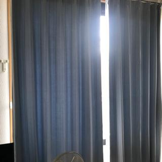 遮光カーテン(フック付き)
