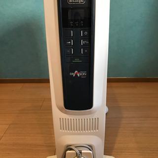 デロンギ ドラゴンデジタルスマートオイルヒーター TDDS0915BL