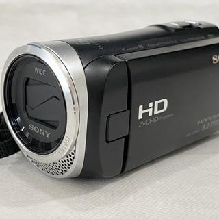 SONY HDR-CX485(B) デジタルビデオカメラ