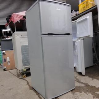 A157 吉井電機 冷蔵庫 2ドア  AR-130(S)