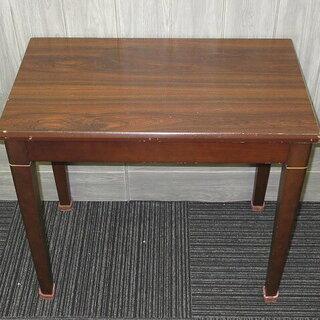 sk0032 サイドテーブル 木製 台 ブラウン テーブル 幅6...