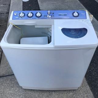 出ました!洗浄力抜群の2層式洗濯機 中古