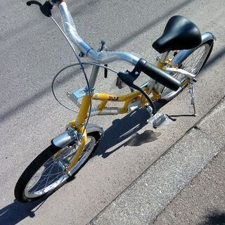 新品 ミニベロ ANA 20インチ自転車