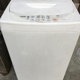 東芝洗濯機5kg