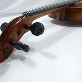 ビンテージ アンティーク ドイツ製 4/4 バイオリン WILHERM HAMMIG 'SAMPO' の ストラディバリウスタイプ - 売ります・あげます