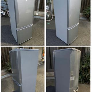 🚛配送無料🌟 冷蔵庫 三菱 146L🎖大容量ボトムフリーザー🌟