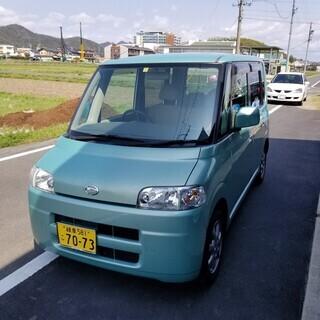 総額8.8万円 平成18年式 ダイハツ タントX(L350S) ...
