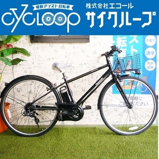 電動アシスト自転車 新車 !電動自転車 Panasonic YA...