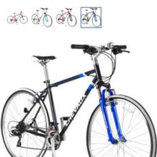 クロスバイク ASAHI シェボー CHEVOUXS 4月限定価格
