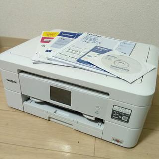 【美品】brother インクジェット複合機 DCP-J962N