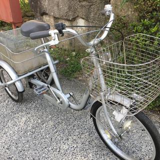 77.三輪自転車(スイング切替タイプ)