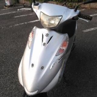 SuzukiアドレスV125G