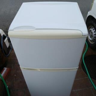 SANYOノンフロン冷凍冷蔵庫2010年製造