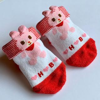 ミキハウス ベビーソックス 赤ちゃん 靴下