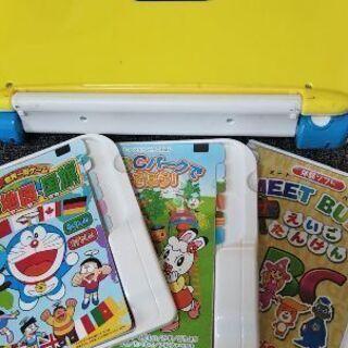 Beena ビーナ 知育玩具 本体+ソフト3本 箱あり 3歳から