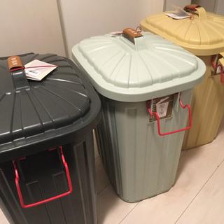 新品未使用 大型ゴミ箱 1個