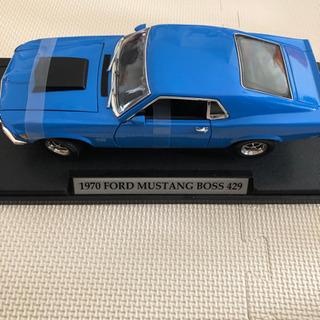 モーターマックス 1970 FORD MUSTANG BOSS429