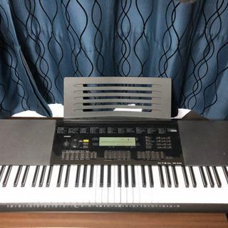 CASIO 電子キーボード 美品 76鍵盤