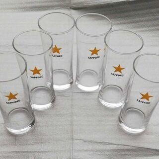 SAPPORO タンブラー グラス