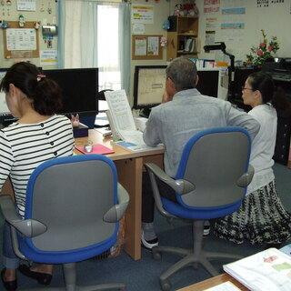 人が人に伝える、人に寄り添った授業が評判のパソコン教室です。