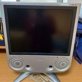 20型SHARP液晶テレビ2003年製