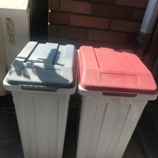 ゴミ箱です。(2つセット)