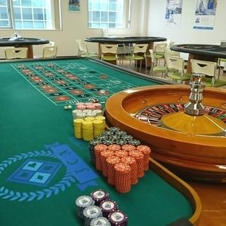 【日本カジノ学院 名古屋校】近い将来日本にできるカジノで働くため...
