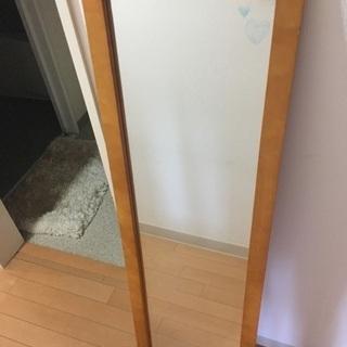 全身鏡 高さ約120cm