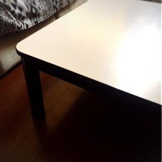 【値下げ】こたつテーブル