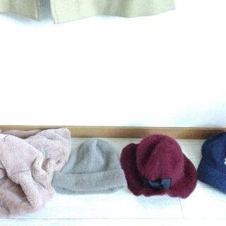 帽子+ネックウォーマー