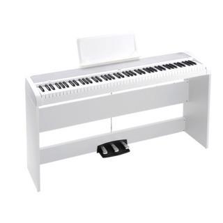 商談中 電子ピアノ KORG B1SP と専用の椅子