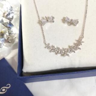 アラビアン ダイヤモンド デザインネックレス