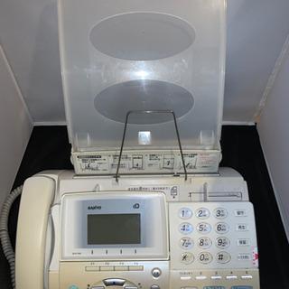 SANYO SFX-P35 FAX電話