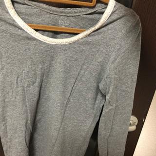 ロングTシャツ 綿100