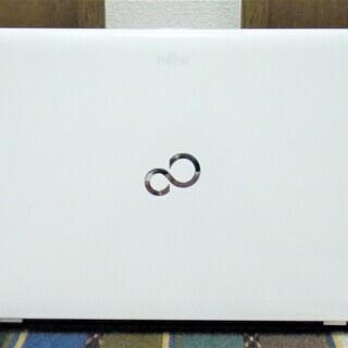 🔺15.6型光沢液晶パネル✨/動作良♪/アーバンホワイト✨/10...