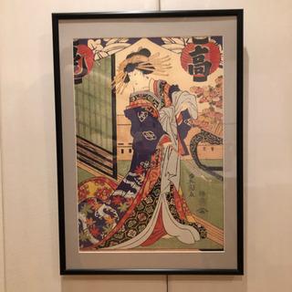 歌舞伎ポスター6枚セット(フレーム付き)
