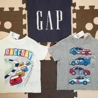 新品 ベビーギャップ GAP 70cm 半袖Tシャツ レーシング...
