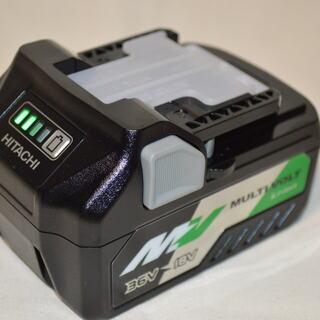 HiKOKI マルチボルト(36V)リチウムイオン電池BSL36...