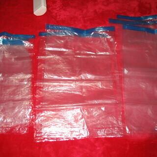 衣類用の圧縮袋 8枚セット