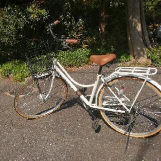 変速機付き自転車 目黒駅もしくは不動前駅で渡すの画像