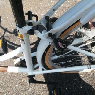 変速機付き自転車 目黒駅もしくは不動前駅で渡す - 自転車